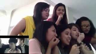The Poopies react to Boy In Luv (상남자) - BTS