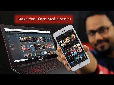 How To Create Your Own Media Server Like Hotstar, Amazon, Netflix