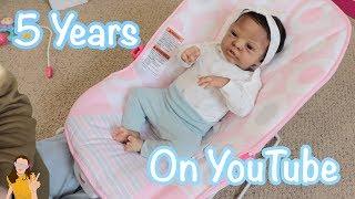 5 Years on YouTube!   Kelli Maple