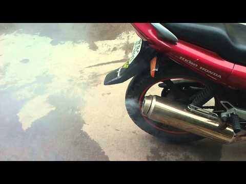 Karizma Exhaust Smoke