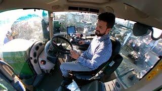 Rolnik Szuka Traktora - Rozejrzyj Się Traktorzysto / AgroShow Bednary 2016  (Materiał 360 Stopni)