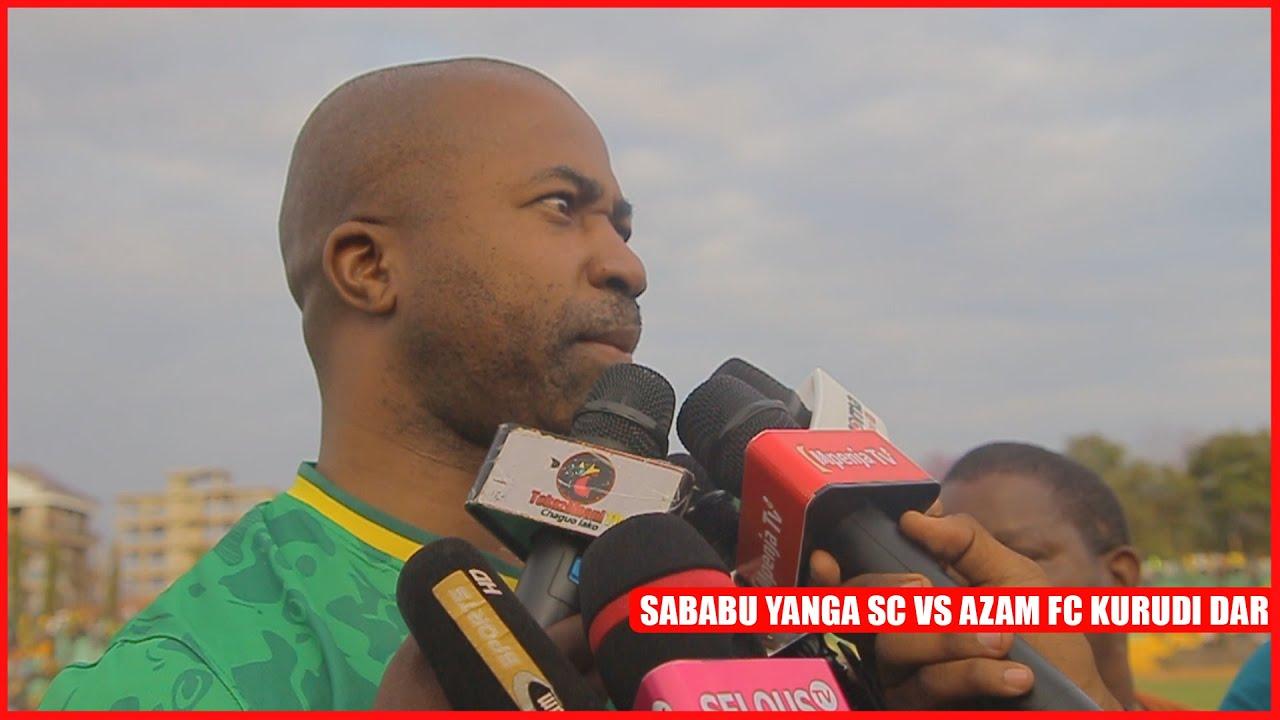 Download SENZO WA YANGA SC,AFUNGUKA SABABU YA KURUDISHA MECHI NA AZAM DAR