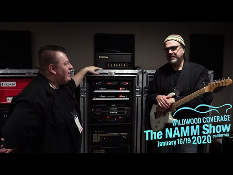 What's New With Friedman Amps  •  NAMM 2020