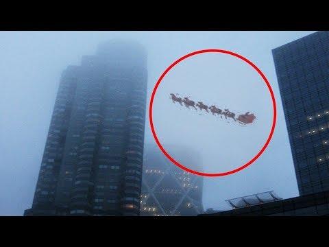 Kaydı Olmasa İnanmayacağınız 5 Noel Baba Görüntüsü