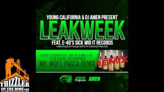 Cousin Fik ft. Sage the Gemini, Clyde Carson, E-40, Ty Dolla $ign, Raw Smoov - Mr Moet Remix