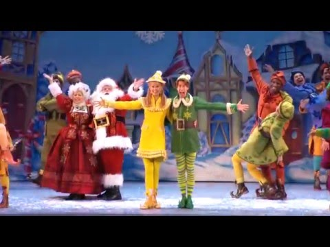 ELF The Musical - Presented by Broadway In Fresno