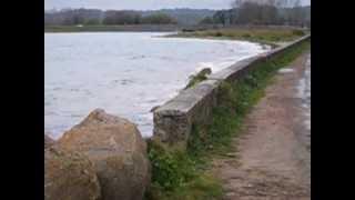 Video Vax - Marée haute à la Pointe de Saire, entre Barfleur et Saint-Vaast-la-Hougue (Cotentin)
