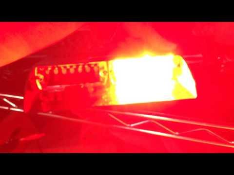 Federal Signal Warning Light Dash Light Strobe Light S2 (Melo Net Shop Pinas)