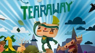 THIS GAME IS AMAZING! - Let's Play - Tearaway - 1