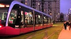 Inauguration du tramway T2 à Chenôve