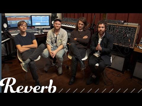 S U R V I V E Explores Four Vintage Synths   Reverb Soundcheck