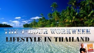 Living the 4-Hour Workweek Lifestyle in Chiang Mai Thailand