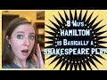 8 Ways Hamilton is Basically a Shakespeare Play