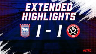 EXTENDED HIGHLIGHTS | Town 1 Sheffield United 1