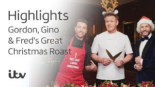 European Adventures | Gordon, Gino and Fred's Great Christmas Roast | ITV