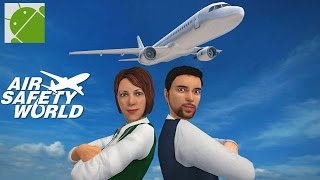 Air Safety World - Android Gameplay HD