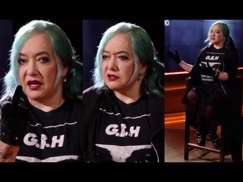 """Anja Orthodox w nowym odcinku """"Hardtalk""""! """"Każdy mój facet ma od razu nawał lasek"""""""