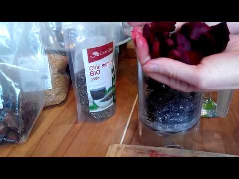 Recept na Raw Bio Povidla - Marmeládu na koláče, www.ziverecepty.cz /suroviny z www.goorganic.cz/