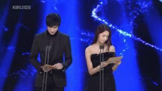 HD Yoona (SNSD) cut @ Baeksang Art Awards 2/3 Mar26.2010 GIRLS' GENERATION Live 720p