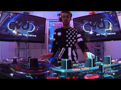 GKD on the Decks #2 - Convidado Bruno Furlan @ Ban TV