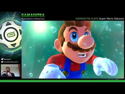 Gamasutra plays Super Mario Odyssey