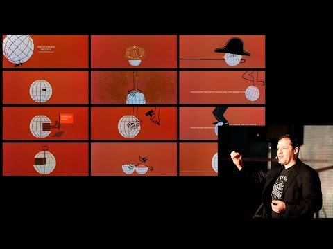 Squirrel Theory: Functional Animation for Designers - Jonathan Ross