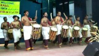Shingari Melam Thanal Onam Celebrations