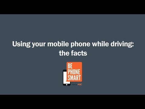 Mobile phone driving laws - what is and isn't illegal? | RAC