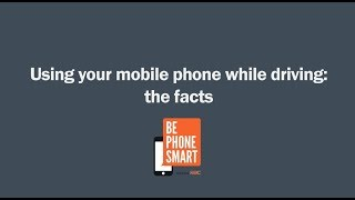 Mobile phone driving laws - can you legally answer the phone?
