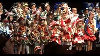Prinzenempfang der DG im Triangel St. Vith - 05.02.2016 - Karneval KeNeHeMo