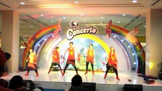 Campina Concerto My Music My Dance 2012 - Juara 1 Yogya Thumbnail
