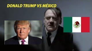 Hitler se entera que Donald Trump insultó a los mexicanos