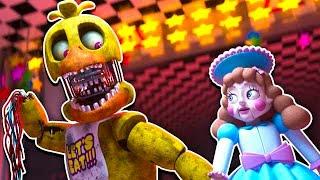 Ella Doll's Secret | Minecraft Five Nights at Freddy's Roleplay