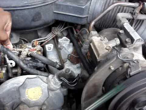 f350 7 3l engine compartment diagram    7       3l    idi international diesel cold starting youtube     7       3l    idi international diesel cold starting youtube