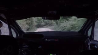 Kalle Rovanperä | Rally San Marino 2017 | SS 7 | Peugeot R5