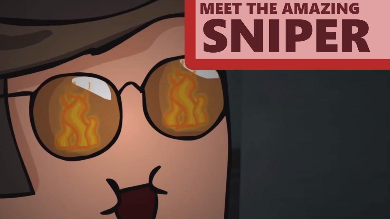 Meet The Amazing Sniper Youtube