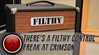 There's a Filthy Control Freak at Crimson...