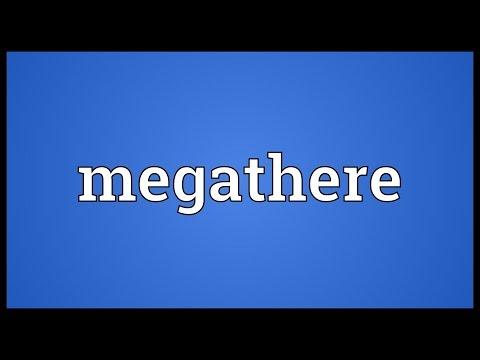 Header of megathere