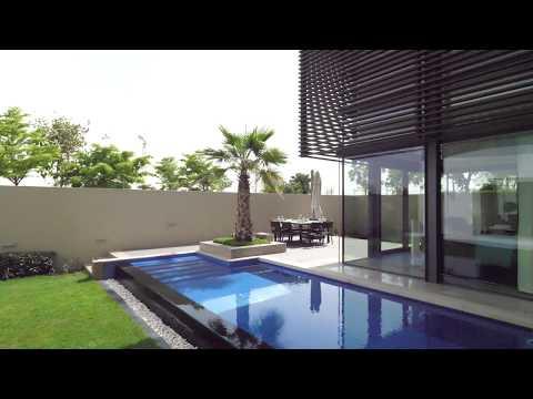 فلل الغابة في دبي شوباهارتلاند مدينة الشيخ محمد بن راشد للبيع Luxury villa for sale in dubai