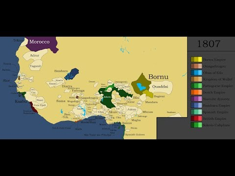 The History of West Africa: Every Year