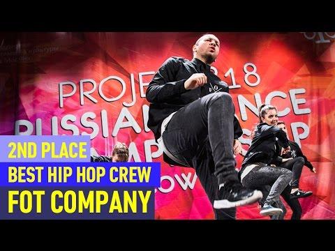 FOT COMPANY — 2nd Place, Best Hip Hop Crew @ RDC15 ...