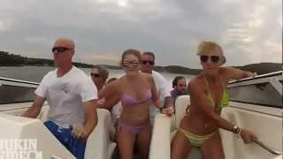 Accident de bateau -- Terrible choc à bord