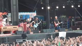 Foo Fighters Ullevi Göteborg 5 June 2018 Best entrance Dave Grohl