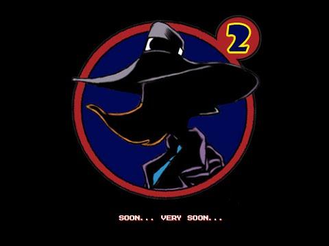 Реклама игры Черный плащ 2 на NES