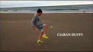 "The Football Talent ""DUFFY""  Tennis Ball Touch"