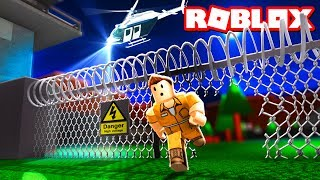 SECRET ESCAPE IN ROBLOX JAILBREAK