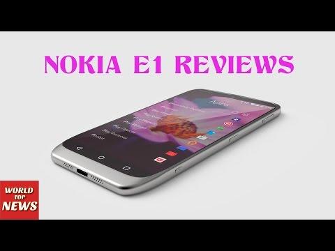 Nokia E1 Reviews