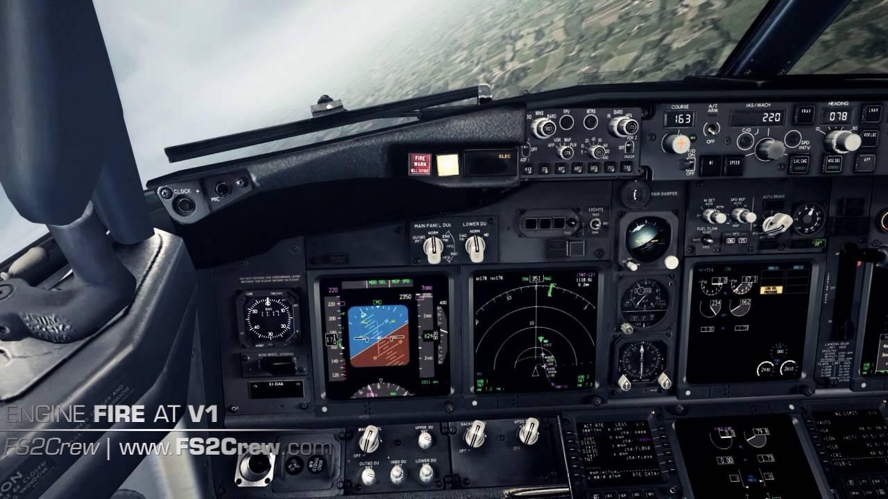 FS2Crew: PMDG 737 NGX Reboot