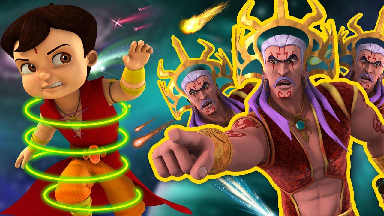 Super Bheem in Bhool Bhulaiyaa | Shakti Golakhaar ke Khoj