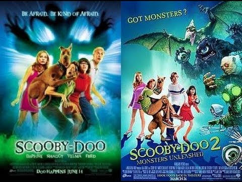 Scooby doo 2002 scooby doo 2 monsters unleashed 2004 - Scoobidou film ...
